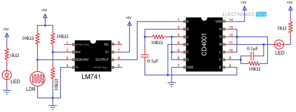 Electronics Circuit Drawing Softwares Electronic Circuits And