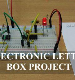 led circuit diagram letter [ 1280 x 720 Pixel ]