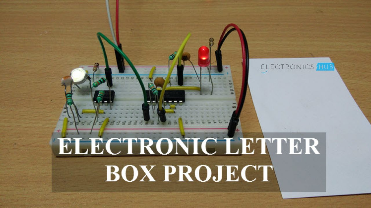 hight resolution of led circuit diagram letter