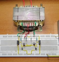 how to make 12v dc to 220v ac converter inverter circuit design inverter 12v dc to 240v dc circuit diagram [ 1280 x 720 Pixel ]