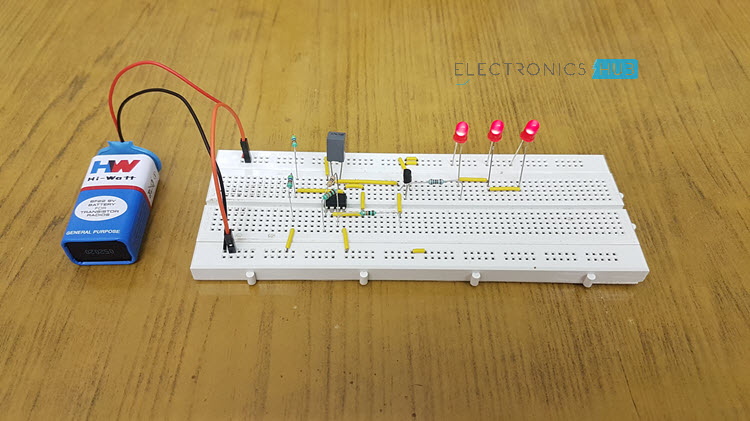 Dimmable Ballast Circuit Electronic Circuit Projects