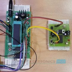 Door Hardware Diagram Renault Master Ecu Wiring Password Based Lock System Using 8051 Microcontroller