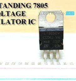 circuit diagram 7805 [ 1280 x 720 Pixel ]