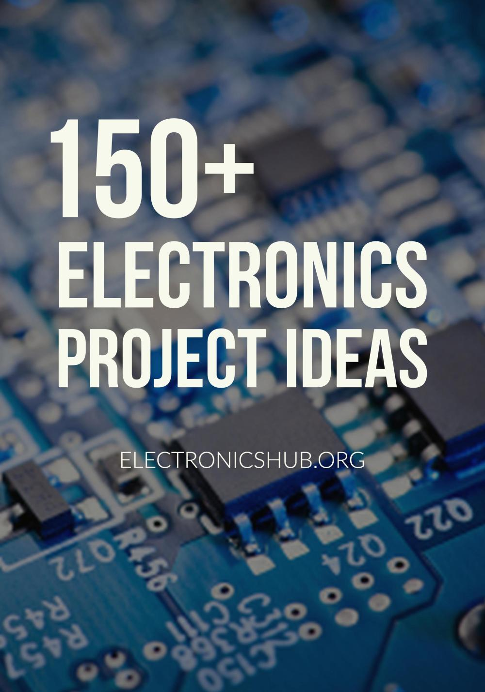 medium resolution of 150 electronics projects for engineering students electronic circuit projects schematics