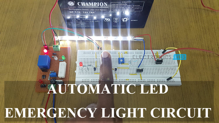 Lights Control Circuit Free Electronic Circuits 8085 Projects