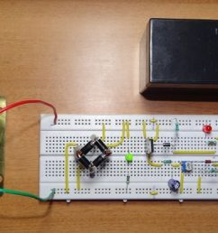 how to make automatic battery charger  [ 1280 x 720 Pixel ]