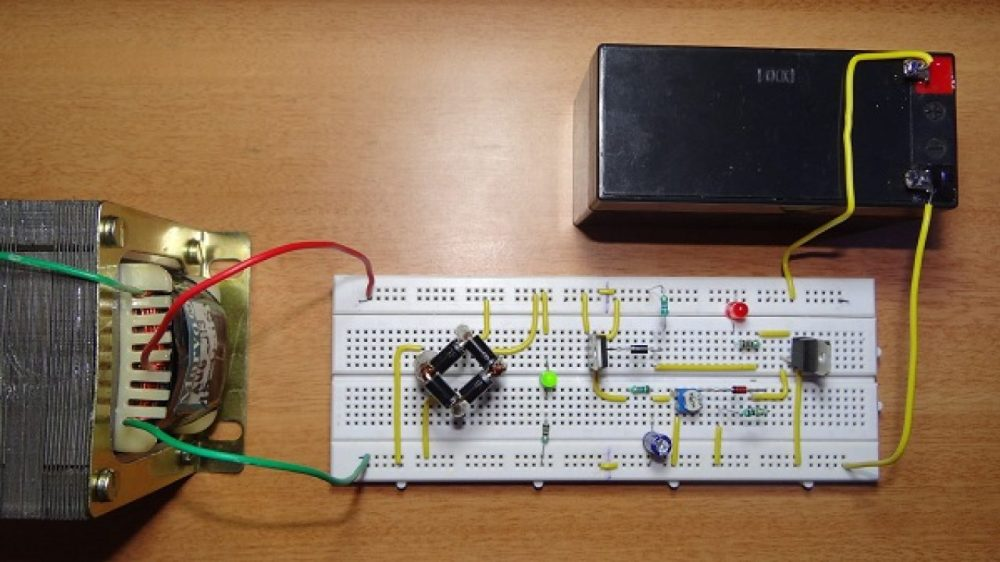 medium resolution of how to make automatic battery charger