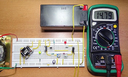 Fotos Battery Charger Circuit Using Scr Jpg