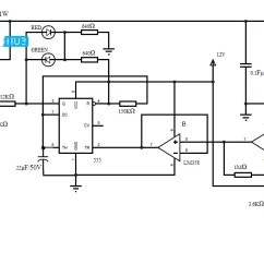 Auto Charging System Wiring Diagram Mercury Outboard Controls Automatic 12v Portable Battery Charger Circuit Using Lm317