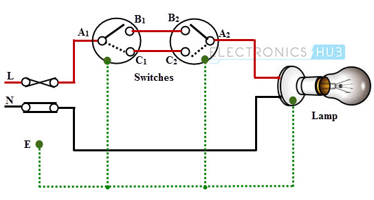 House Switchboard Wiring Diagram Pdf