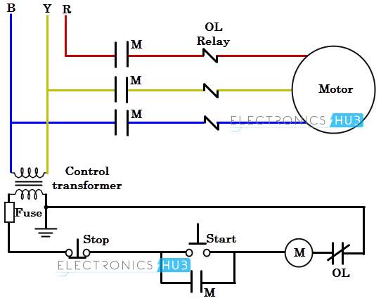 diagram wiring diagram motor 3 phase full version hd
