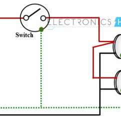 One Way Switch Wiring Diagram Dual 4 Ohm Sub Manual E Books Schematic Diagramelectrical Systems And Methods Of Electrical Light