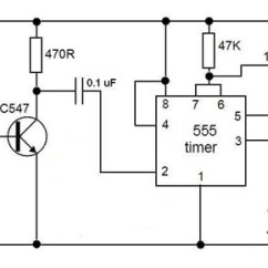 Transistor Wiring Diagram 4 Wire Voltage Regulator Clap Switch Circuit Electronic Great Installation Of How To Make Simple Working Light