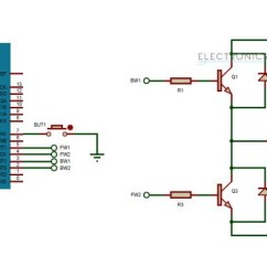 Diagram Motor Control Wiring Flower Pollination Controlling Speed And Direction Of Dc Using Arduino Circuit