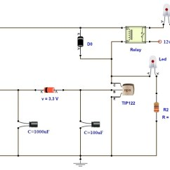 Time Delay Relay Circuit Diagram Haltech E6x Wiring How To Build
