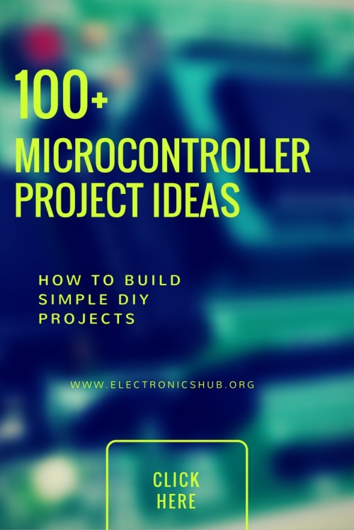 small resolution of 100 microcontroller based mini projects ideas