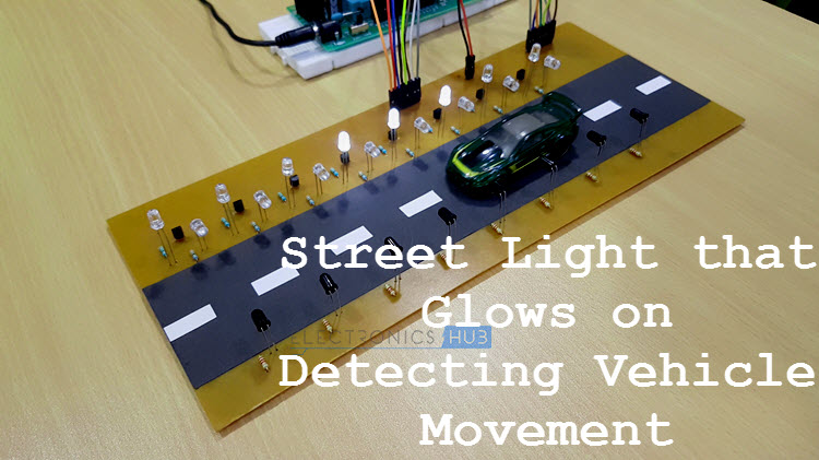 Led Solar Street Light Circuit Project Part1 Homemade Circuit