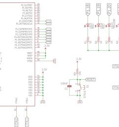 schematic blinking leds circuit diagram [ 2103 x 1220 Pixel ]