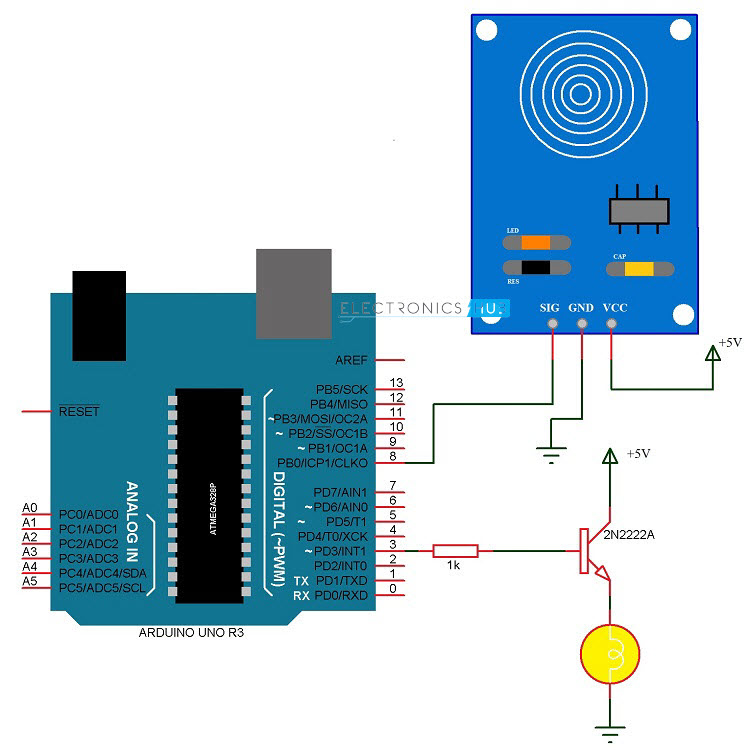 Clap Switch Circuit For Devices Circuit Working And Applications
