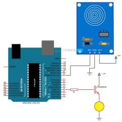 Light Sensitive Switch Circuit Diagram Kicker L5 12 Wiring Touch Dimmer Using Arduino