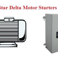 Three Phase Motor Star Delta Wiring Diagram Bulldog Remote Start Diagrams Starter For 3