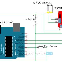 Wiring Diagram Of Motor Control Ant Nest L298 Driver Tutorial Impremedia