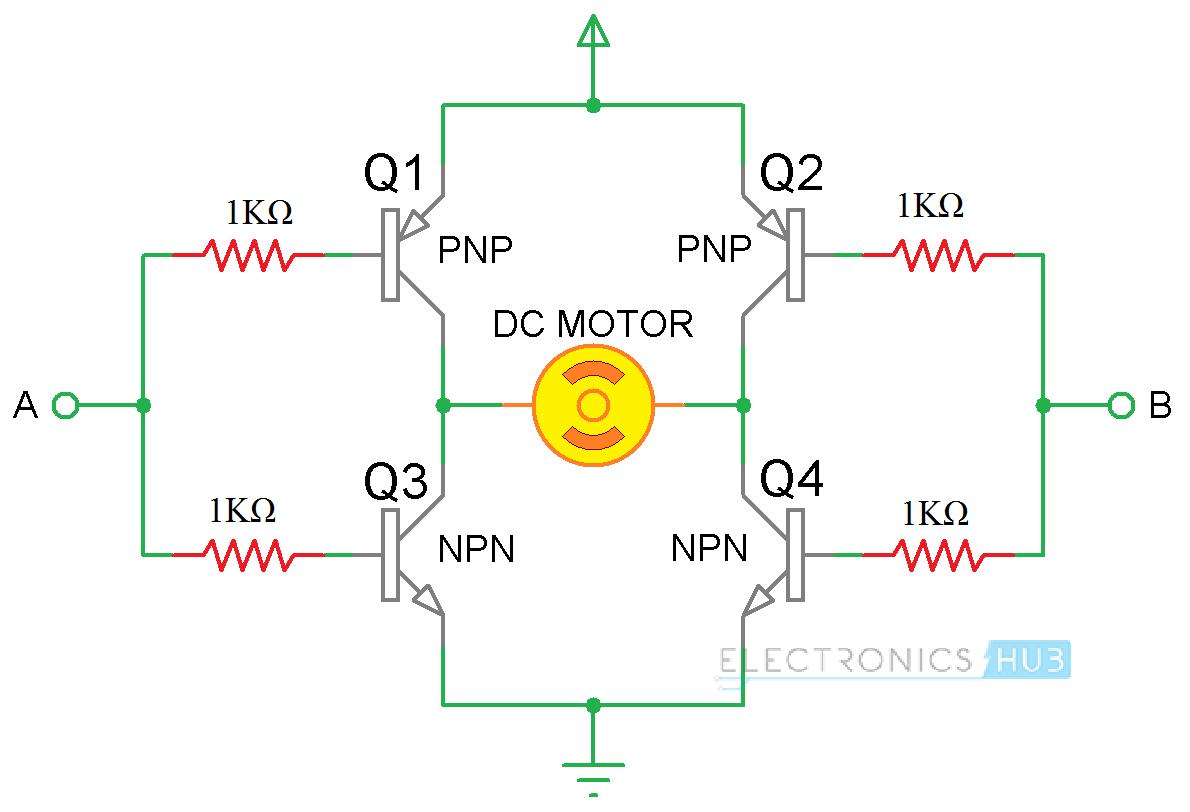 l298 h bridge circuit diagram mitsubishi evo 3 ecu wiring manual e books arduino dc motor control using l298n driver pwm