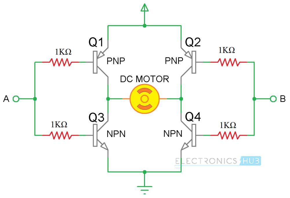 medium resolution of l298 h bridge circuit diagram wiring diagram forward arduino dc motor control using l298n motor driver