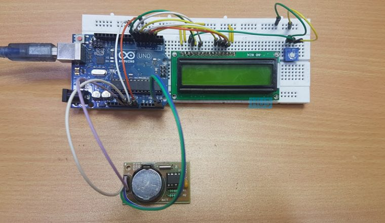 How To Build A Realtime Clock Circuit With An Arduino