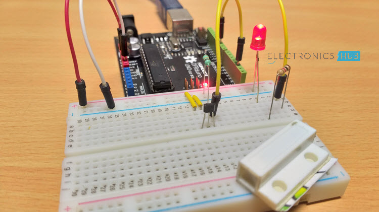 What Is Hall Effect Sensor Circuit Working