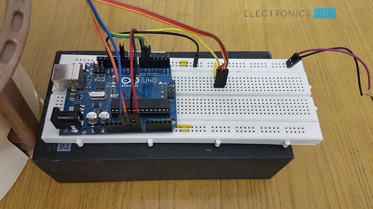 arduino wiring diagram 1990 honda accord radio smart dustbin using arduino, ultrasonic sensor & servo motor