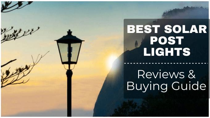 the 9 best solar post lights reviews