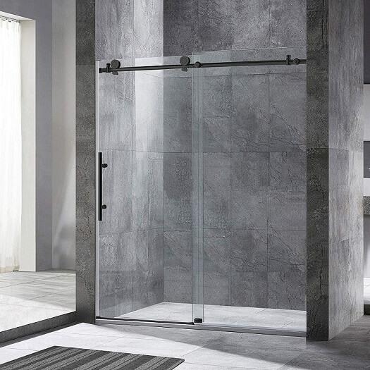 best frameless shower doors reviews