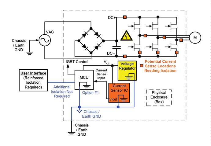 Ab On Vfd Wiring Diagram Current Sensors For Isolation In High Voltage Systems