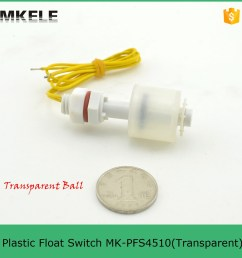 mk pfs4510 transparent water tank float switch mechanical float switch tank float switch [ 1000 x 1000 Pixel ]
