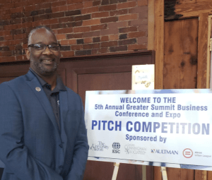 John Larkin attended the Greater Summit Business Conference & Expo on May 22, 2019.