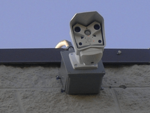 Typical Overt Camera (image)