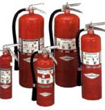 portable fire extinguishers (image)