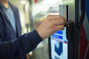 Access control is an essential element in any effective security program. (image)