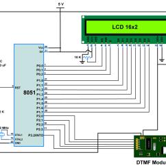 Dtmf Decoder Ic Mt8870 Pin Diagram 2003 Dodge Ram 1500 Trailer Wiring Types Circuit