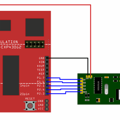 Dtmf Decoder Ic Mt8870 Pin Diagram Subaru Wrx Radio Wiring Interfacing With Msp Exp430g2 Ti