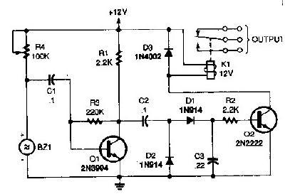 Security Door Sensors Security Gate Sensors Wiring Diagram