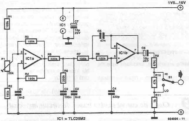 Sinusoidal signal generator