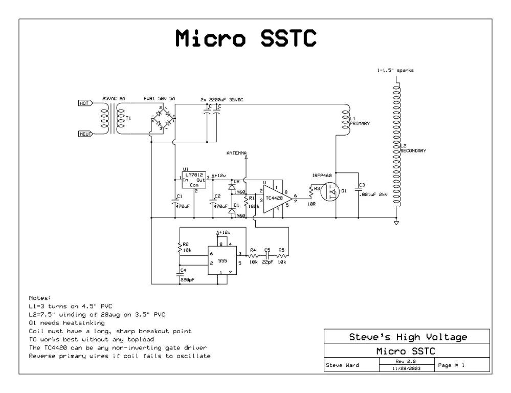 medium resolution of flyback transformer drivers flyback transformer schematic also flyback transformer tesla coil