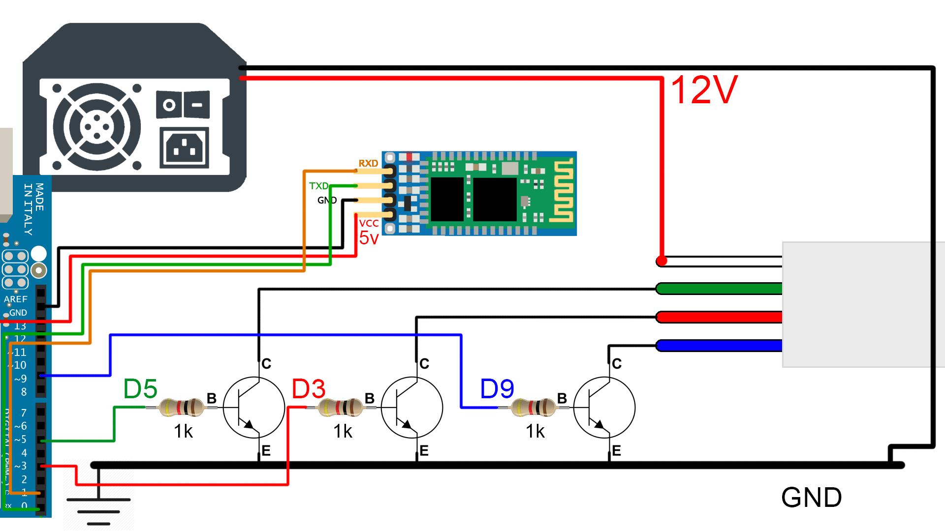 hight resolution of 12v addressable led wiring diagram wiring library 12v addressable led wiring diagram