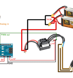 homemade electric scooter brushless arduino diy volvo truck d13 fuel system d13 engine diagram [ 1920 x 1080 Pixel ]