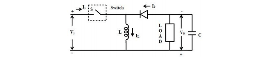 circuit diagram of buck boost converter thetford c260 toilet wiring dc to homemade we have the in next figure where can see switch inductor and capacitor course add a load output