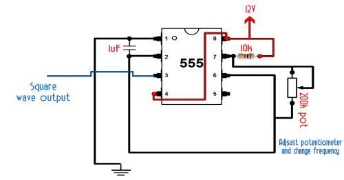 small resolution of diy 555 inverter timer circuit with 555 timer block diagram on inverter circuit diagram 555 timer