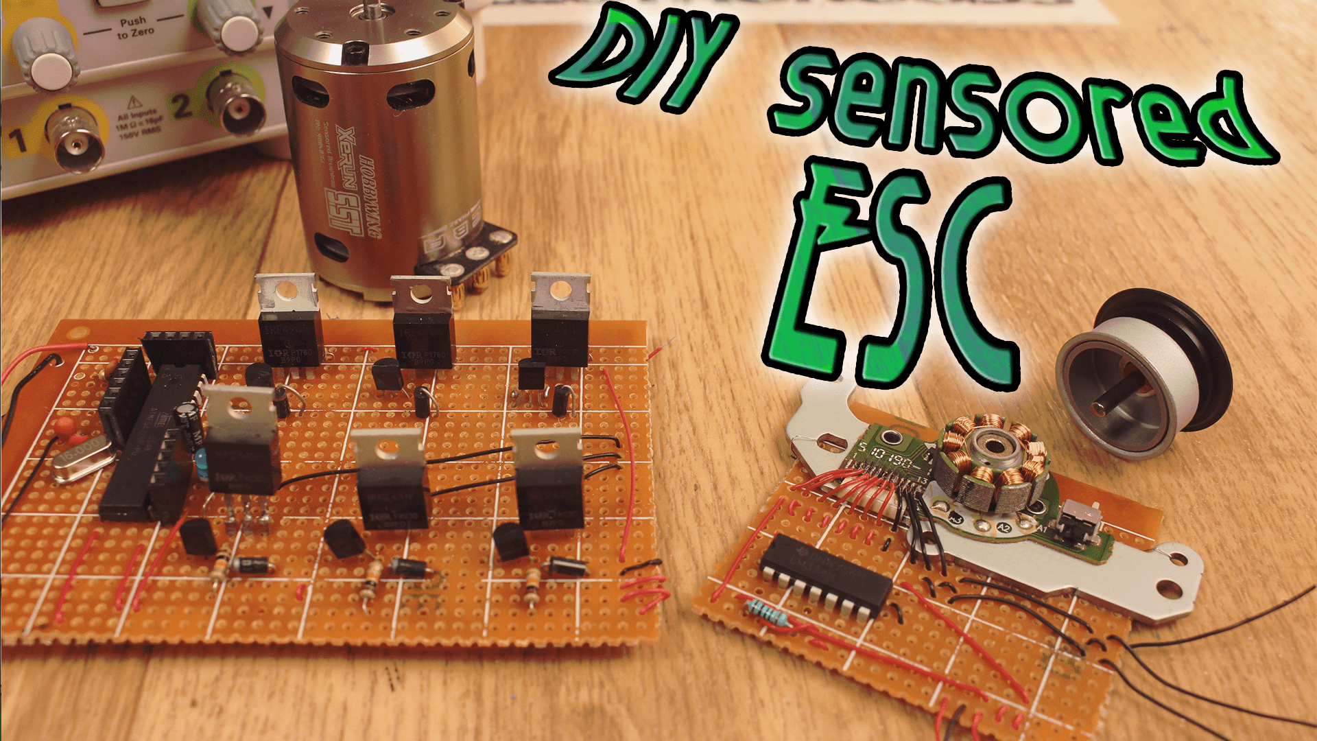 Brushless Dc Motor Control Made Easy Application Circuits Http Www