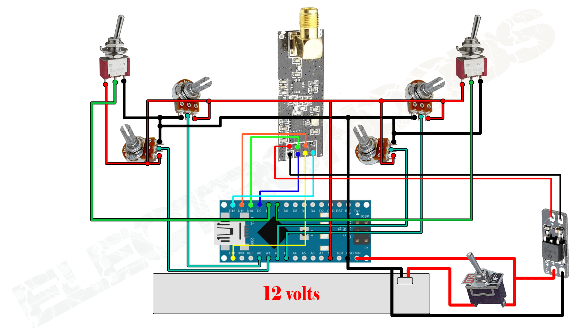 hight resolution of rc transmitter diagram schema wiring diagrams 10 rc controllers nrf24 radio controller arduino transmitter radio transmitter